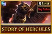 Story of Hercules - 15 Lines