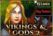 Vikings And Gods 2 15 Lines Edition