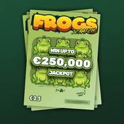 Frogs Scratch
